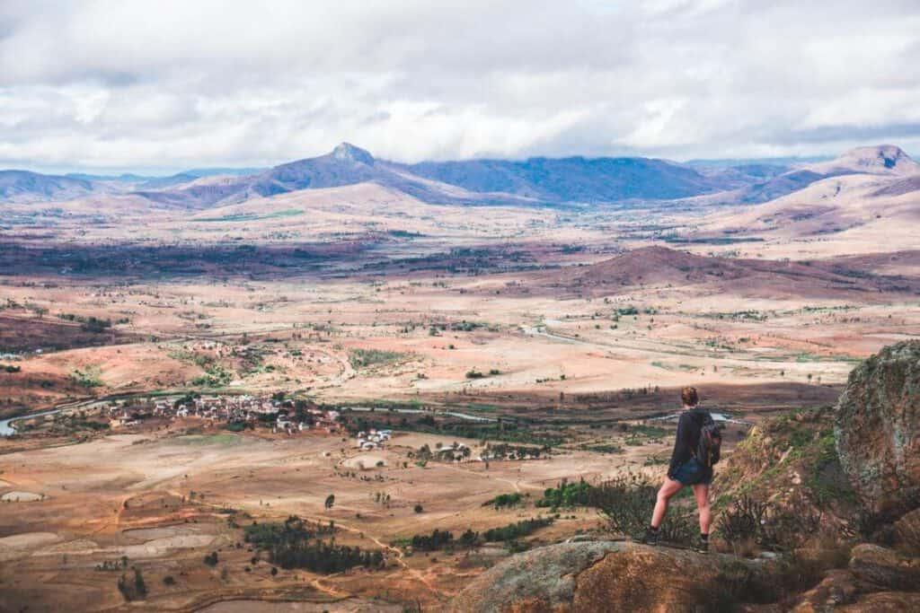 Stephanie in Madagaskar