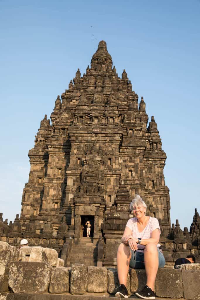 Gids naar de prambanan tempel