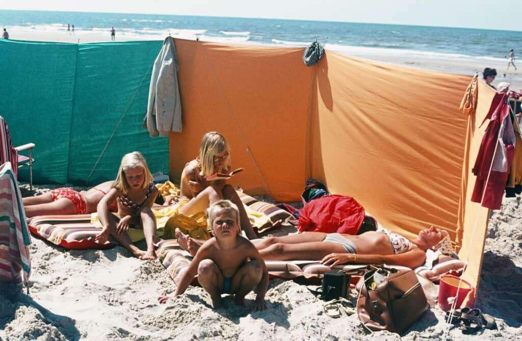 Strandvakantie in Nederland